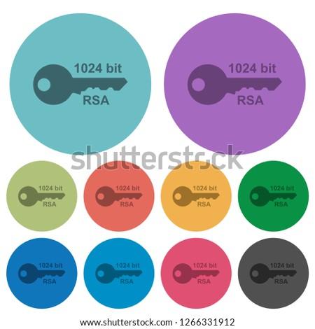 1024 bit rsa encryption darker