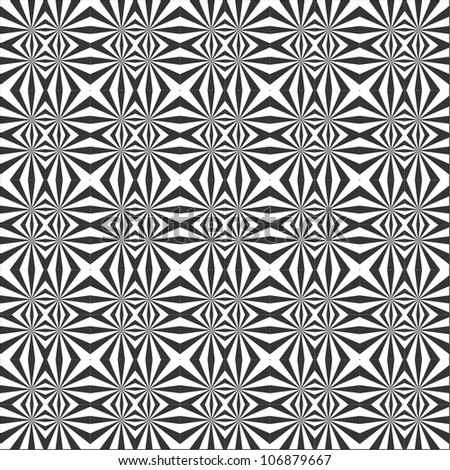 black and white  pattern