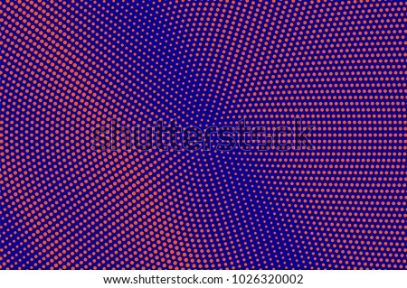 stock-vector--blue-orange-dotted-halftone-diagonal-faded-dotted-gradient-half-tone-vector-background