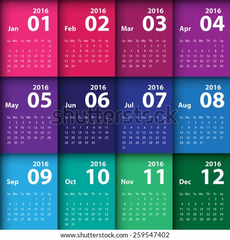 stock-vector--calendar-simple-design
