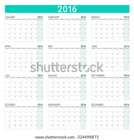 stock-vector--calendar-weeks-start-from-monday