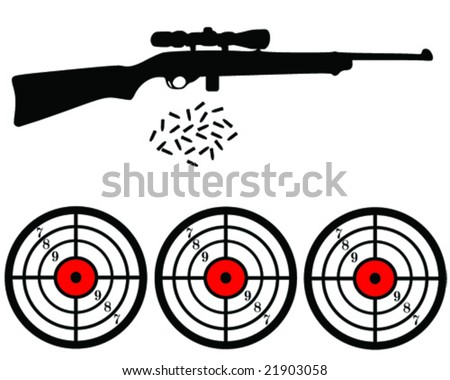 rifle targets free. Caliber Rifle with targets