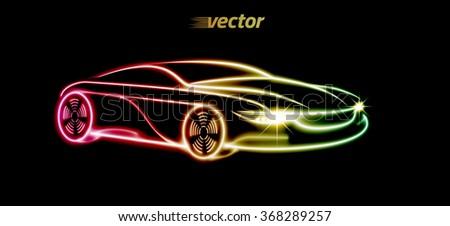 car logo design car in the