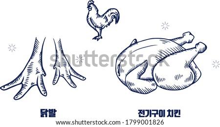 Chicken Chicken Feet Chicken Grilled Chicken