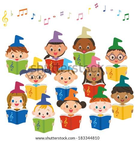 child chorus