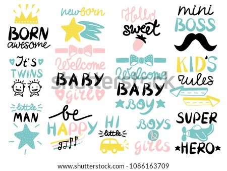 13 children s logo with