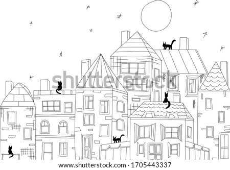city   building vector small