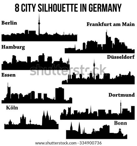 8 city in germany  deutschland