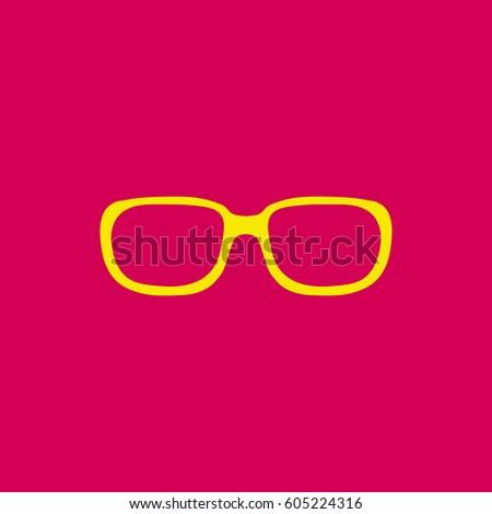 classic sunglassesvector icon