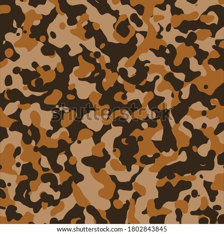 3 color rich gold camouflage