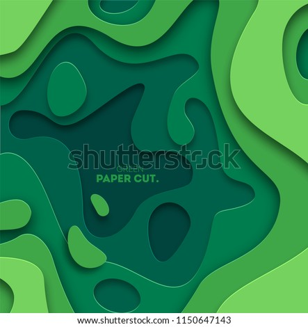 3d abstract background with