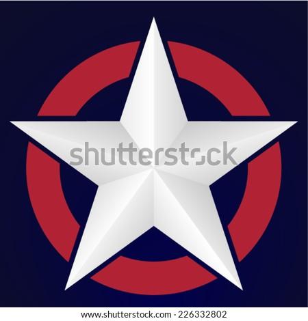 3d american star