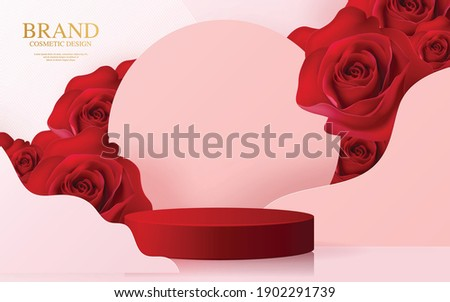 3d background products for