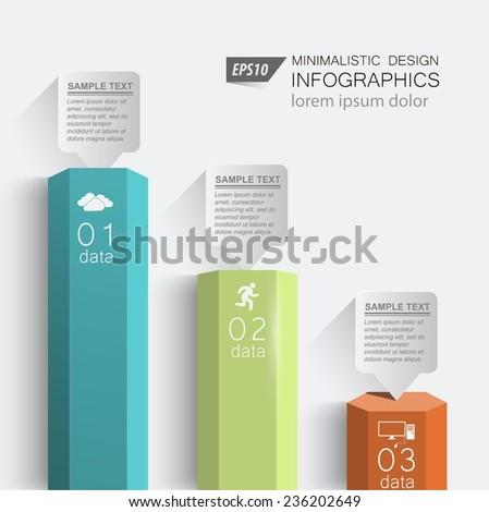 3d columns digital data