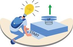 2D illustration business start up