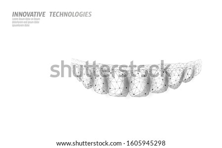 3d invisible orthodontic braces