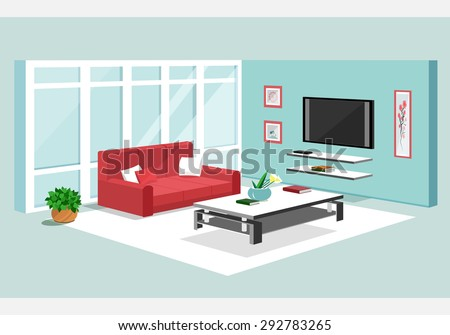 3d isometric design of