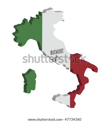 3d map of italy with flag and capital marked   EZ Canvas Italy Capital Map on united kingdom capital map, egypt capital map, canada capital map, sicily capital map, san marino capital map, vatican city capital map, argentina capital map, italy's map, italy regions and cities, italy regions and capitals, espana capital map, china capital map, louisiana capital map, italy states and capitals, england capital map, seychelles capital map, uk capital map, columbia capital map, asia capital map,