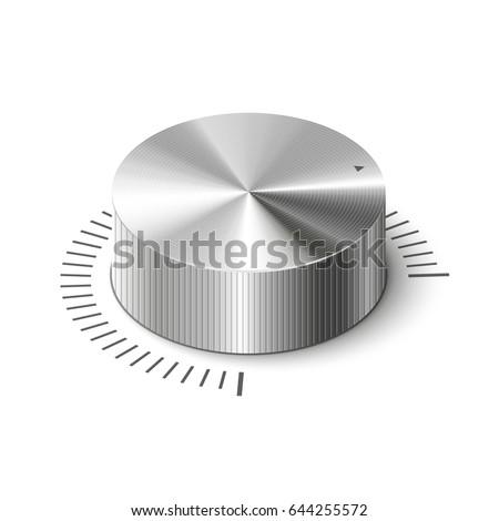 3d metallic volume regulator