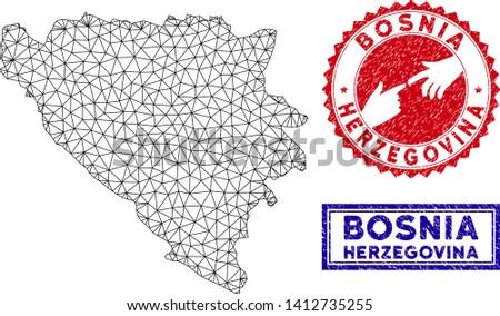 2d polygonal bosnia and