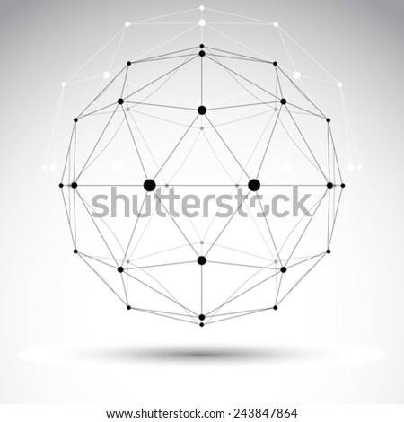 3d polygonal geometric
