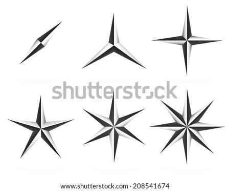 3d shapes  2  3  4 5  6  8