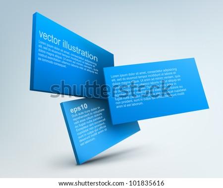 3d vector boards
