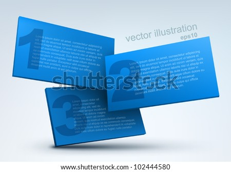 3d vector boards
