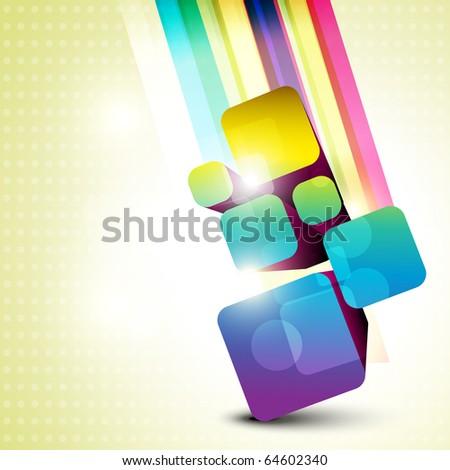 3d vector design illustration