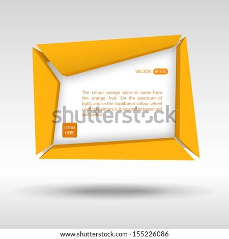 3d vector frame