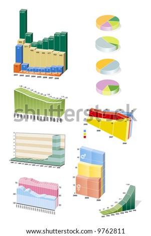 3D vector graph sample