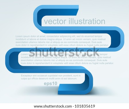 3d vector shelves