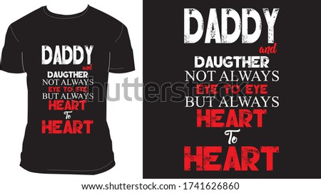 ''daddy and daughter not always