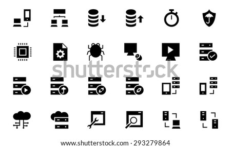 database and server vector