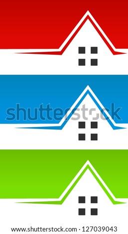 Red Roof Inn Logo Vector