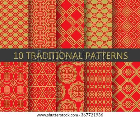 10 different traditional
