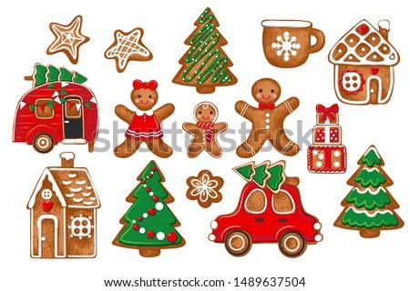 diverse gingerbread
