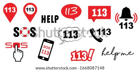 113 dutch phone number for