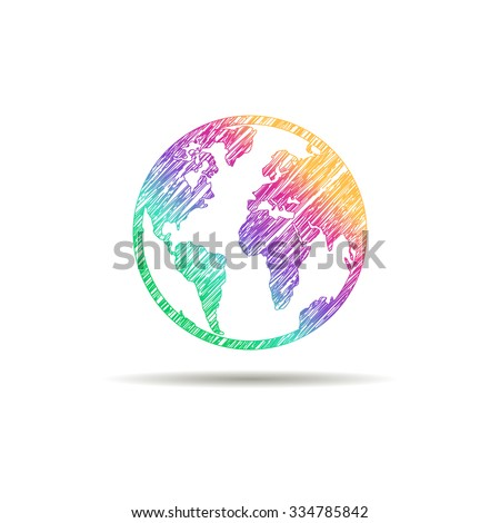 graphic about Printable Globe Template named Printable World Template Printable Treatscom. How In direction of Produce