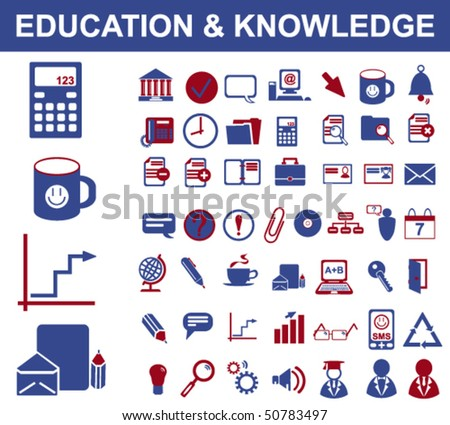 50 Education and Knowledge Signs