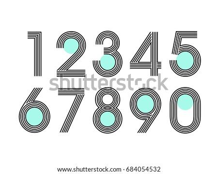 element  set of ten numbers...