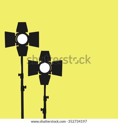 equipment for photo studios