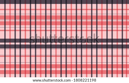 Fabric Texture Seamless Pattern of Thai loincloth or Pa Kao Ma style texture vector Zdjęcia stock ©
