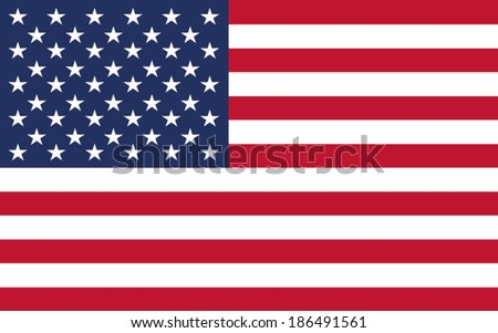 flag  american vector background
