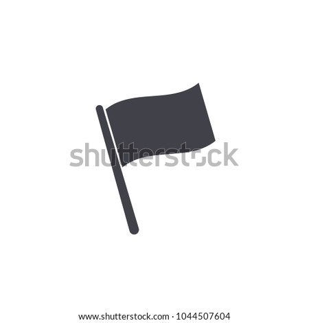 flag icon vector EPS10