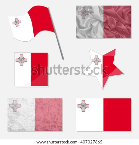 flags of malta made in