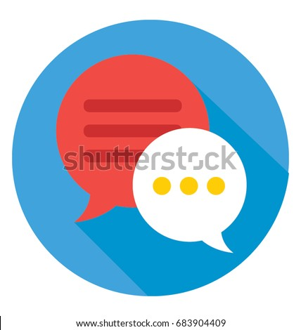 forum vector icon