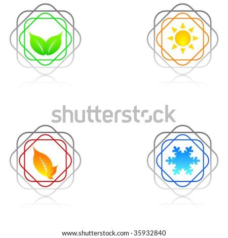 Four Seasons Symbols