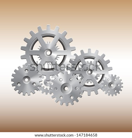 gear wheels system