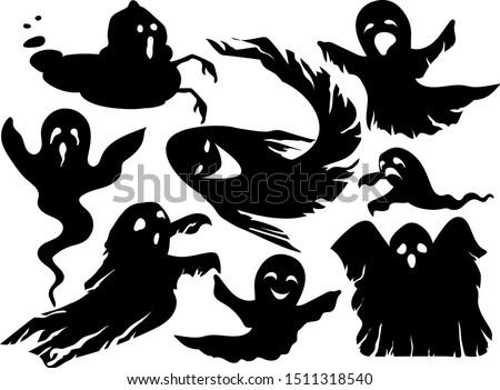 ghost horror spooky ghosts